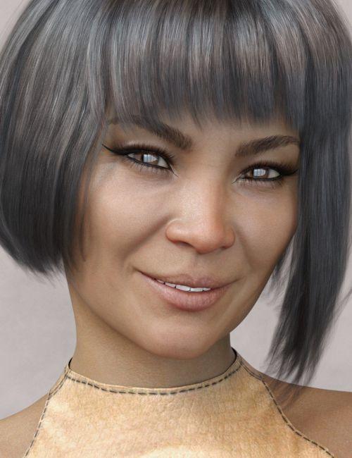 Yun HD for Genesis 8 Female