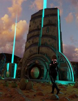 Ancient Alien Monoliths
