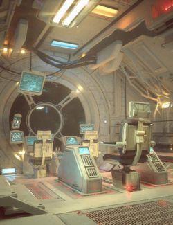 Starship Bridge