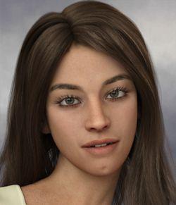 KrashWerks LEILAH for Genesis 8 Female