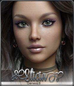 SASE Elicia for Genesis 8