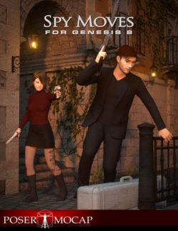 Spy Moves For Genesis 8