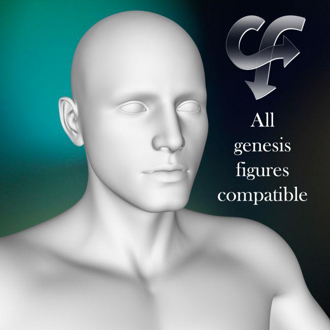 Cross Figure 0004 Character Morph