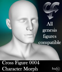 Cross Figure 0004 Character Morph