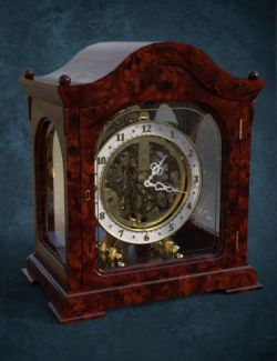 DzFire Clock