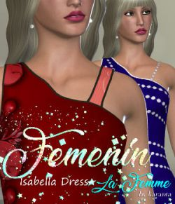 DA-Femenin for Isabella Dress