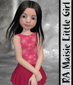 RA Maisie Little Girl