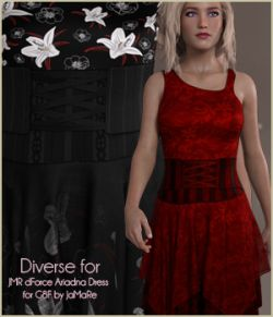 Diverse for Ariadna Dress