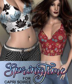 SpringTime for La Femme's Capri Soiree