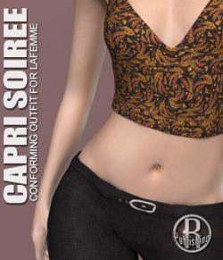 Capri Soiree for La Femme