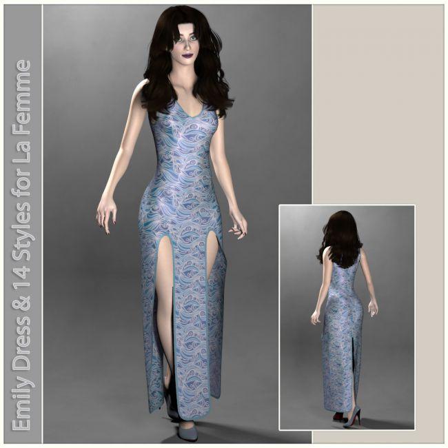 Emily Dress for La Femme