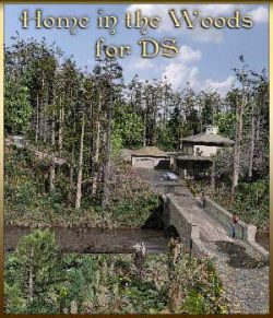 Home in the Woods for DS