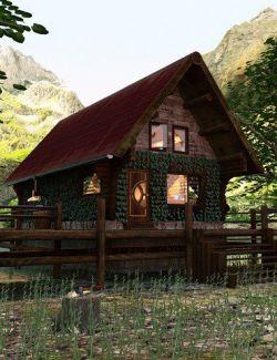 PW Log House
