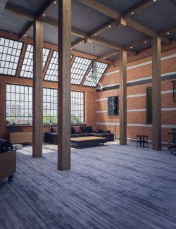 TS Streamlined Living Room
