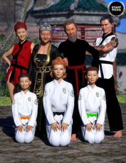 Staff Picks Eastern Culture Bundle
