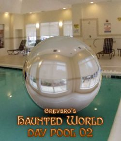 Greybro's Haunted World- Day Pool 02 HDRI