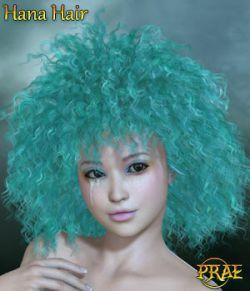 Prae-Hana Hair Poser