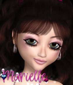 3DS Marielle for Maisie