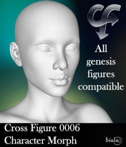 Cross Figure 0006 Character Morph