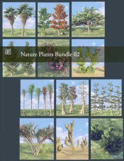 Nature Plants Bundle 02