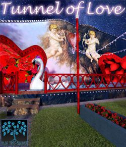 Tunnel of Love for Poser