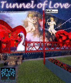 Tunnel of Love for Daz Studio