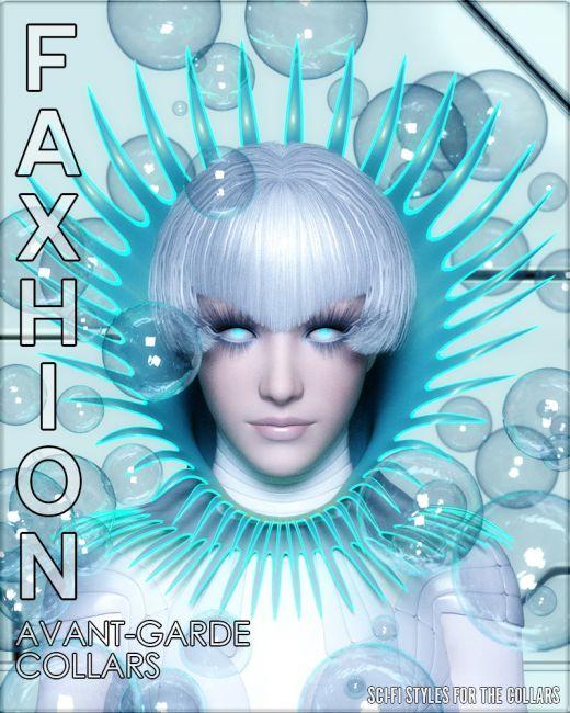 Faxhion - Avant-Garde Collars