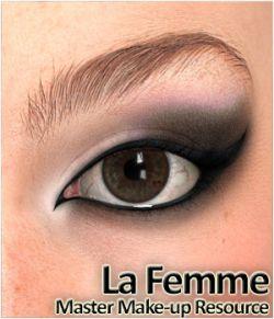 La Femme - Master Make-up Resource