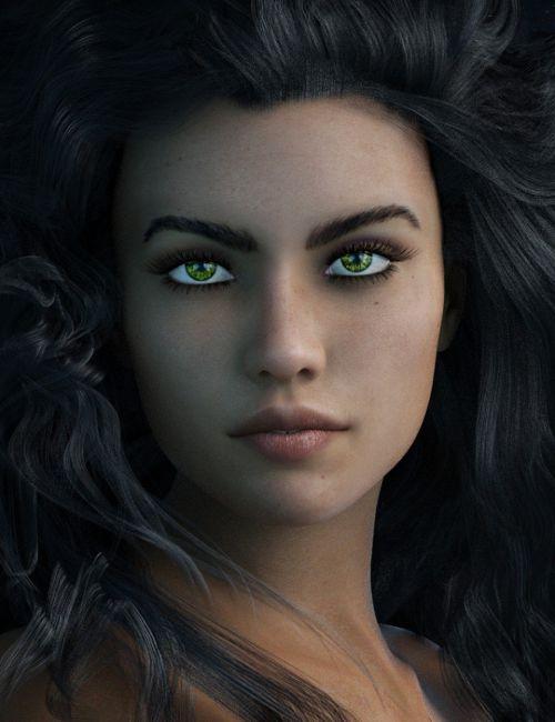 Leolani for Genesis 8 Female
