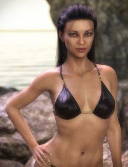 CC Esmerelda for Genesis 8 Female