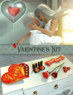 Valentine's Kit for Genesis 3 & 8