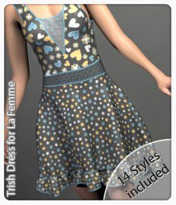 Trish Dress for La Femme