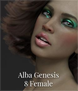 Alba for Genesis 8 Female