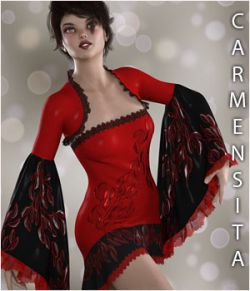Carmensita for Flamenco Nights