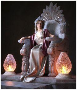 Stone Throne for Daz Studio