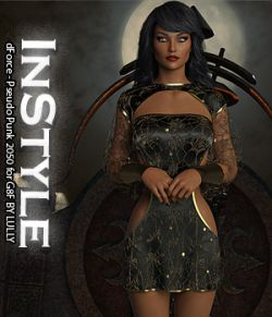 InStyle- dForce- Pseudo Punk 2050 for G8F