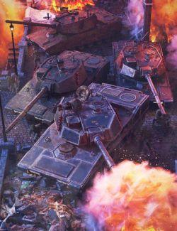 Thor Tank: Night Watcher