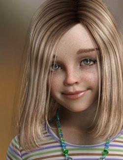 Heidi Character for Genesis 8 Female(s)