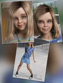 Heidi Bundle for Genesis 8 Female(s)