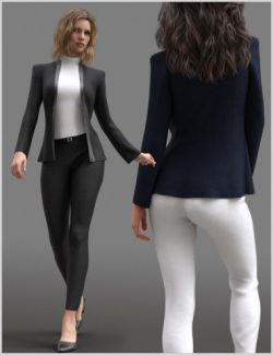 dForce Trend Outfit for Genesis 8 Female(s)