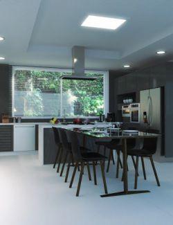 Designer's Kitchen