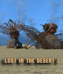 AJ Lost In The Desert 3