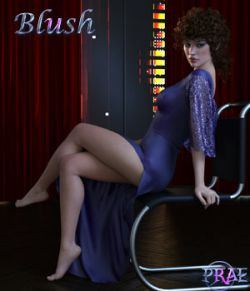 Prae-Blush Dforce Dress For G8