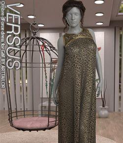 VERSUS - Ombre dForce dress for G8F