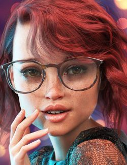 Whimsical Girls for Genesis 8 Female