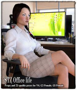 STZ Office life
