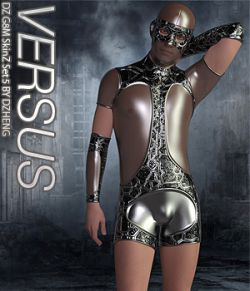 VERSUS - DZ G8M SkinZ Set 5