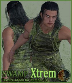 Swamp Xtrem for Lyones Number 1