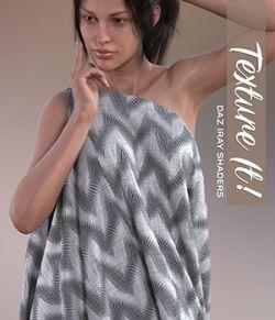 Daz Iray - Texture It