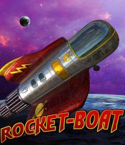 Rocket-Boat